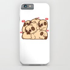 Puglie Grumblie iPhone 6 Slim Case