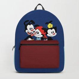 Yakko, Wakko and Dot Backpack