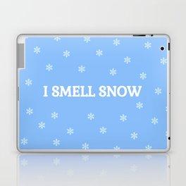 The Snow Lover Laptop & iPad Skin