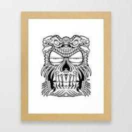 primitive Framed Art Print