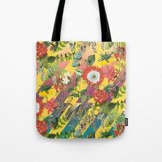 Pop Floral Tote Bag