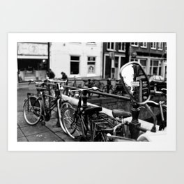 Amsterdam Stereotype Art Print