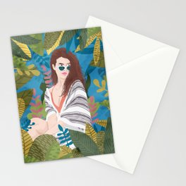 In The Medow Stationery Cards