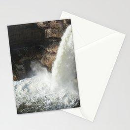 Minnehaha Falls in Minneapolis Stationery Cards