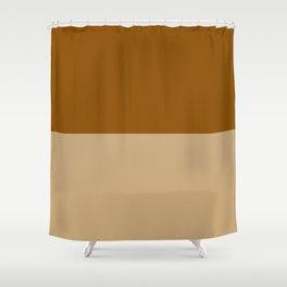 Pumpkin Chai #2 Shower Curtain