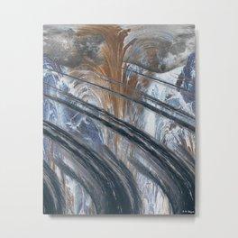 Abstract_16 Metal Print