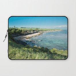 Hō'okipa Beach Laptop Sleeve