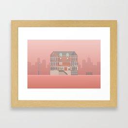 The Royal Tenenbaums Framed Art Print