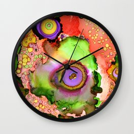 The Ozone By Heather Hayes - Wall Clock