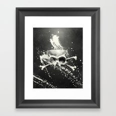 Hidden Lie Framed Art Print