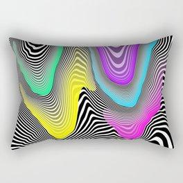 Melting Candy Rectangular Pillow