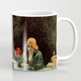 AUTOMAT - EDWARD HOPPER Coffee Mug