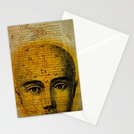 Inquiring minds. Stationery Cards