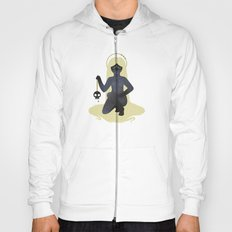 Space Girl 12 Hoody