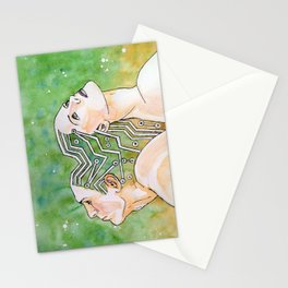 cyber connection Stationery Cards