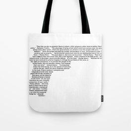 Second Intent Tote Bag