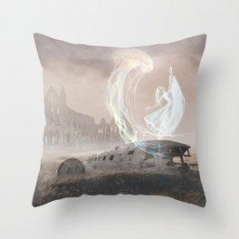 Eternal Dance Throw Pillow