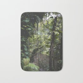 Hidden Jungle River Bath Mat