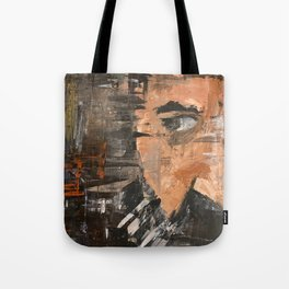 Side Eye Tote Bag