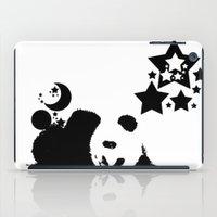 sleep iPad Cases featuring Sleep by Panda Cool
