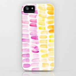 2    | 191128 | Abstract Watercolor Pattern Painting iPhone Case