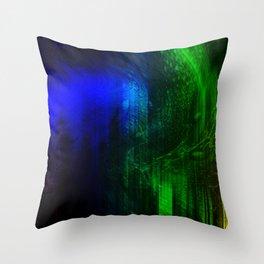 Supellex varia cogitare / Think colourful Throw Pillow