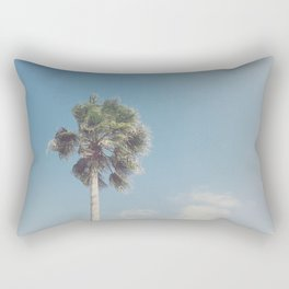 Lone Palm Rectangular Pillow