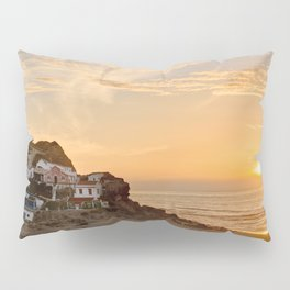 Sunset on the Costa Vicentina, Portugal Pillow Sham