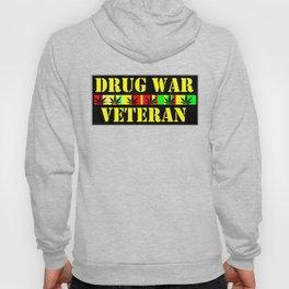 DRUG WAR VETERAN Hoody