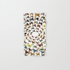 Butterflies Hand & Bath Towel
