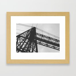 Portugalete Framed Art Print