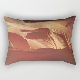 Antelope Canyon 2 Rectangular Pillow