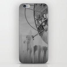 flushing... iPhone & iPod Skin