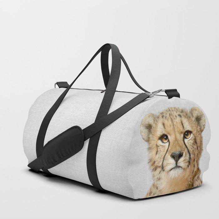 Cheetah - Colorful Duffle Bag