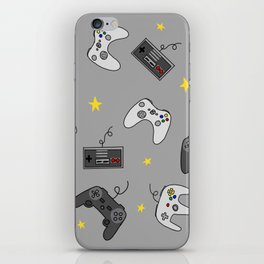 Control of things iPhone Skin