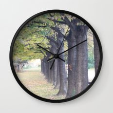 l'allée royale Wall Clock