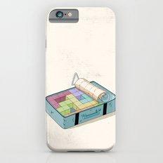 Preparing luggage Slim Case iPhone 6s