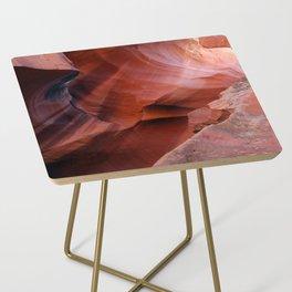 Antelope canyon Side Table