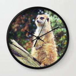 Little Guard Wall Clock