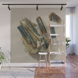 Natural Turquoise Wall Mural
