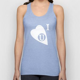 Ouija Love - Blacck Unisex Tank Top