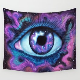 We Are All Made Of Stardust Wall Tapestry