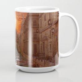 Sunset Landscape Coffee Mug