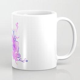 ink watercolour flower Coffee Mug