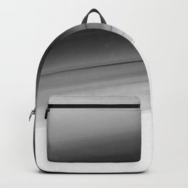 Gray White Smooth Ombre Backpack
