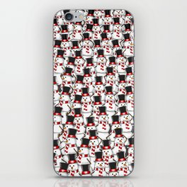 No Business Like Snow Business iPhone Skin