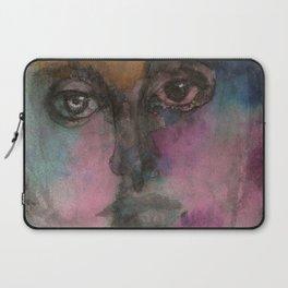 Watercolor Man Laptop Sleeve
