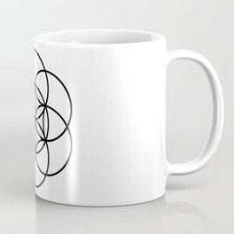 Seed of life Coffee Mug