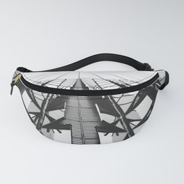 To the Limit - World Trade Center - NYC Fanny Pack