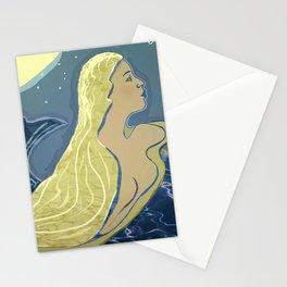 Mermaid / Venus Stationery Cards
